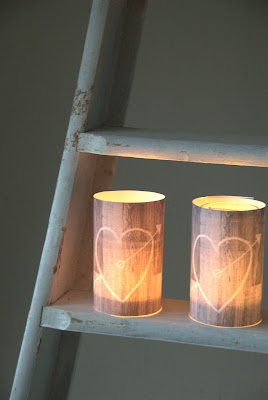 DIY Craft - sfeervol lichtje van www.jalien.nl