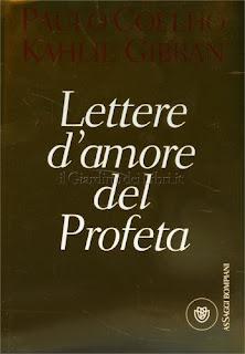 Lettere d'Amore del Profeta - Kahlil Gibran