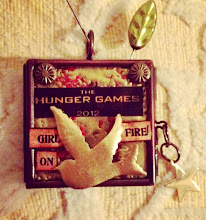 Hunger Games Pendants