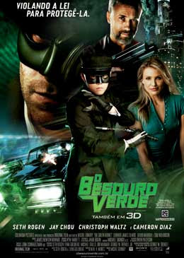 besouro%2Bverde%2Bposter Download   Besouro Verde   BRRip AVi + RMVB Legendado
