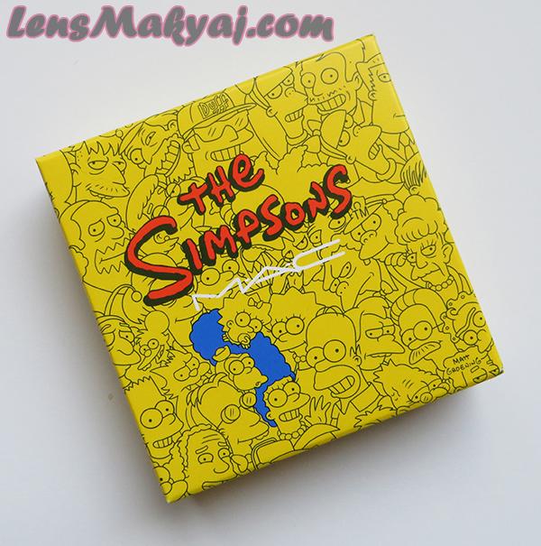 MAC The Simpsons Allık