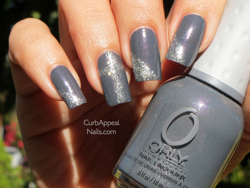 Curb Appeal Nails | Nail Art + Polish Blog: Orly Crossroad with ...