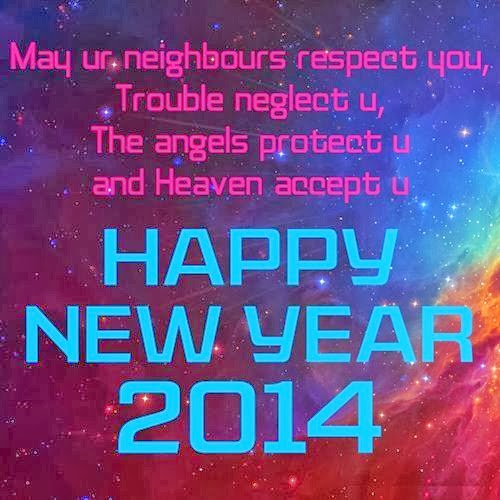 Free Happy New Year Quotes In Heaven 2015