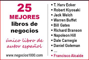 #AprendiendoDeLosMejores y único autor español