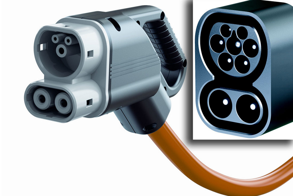 Conector Mennekes para cargadores rápidos