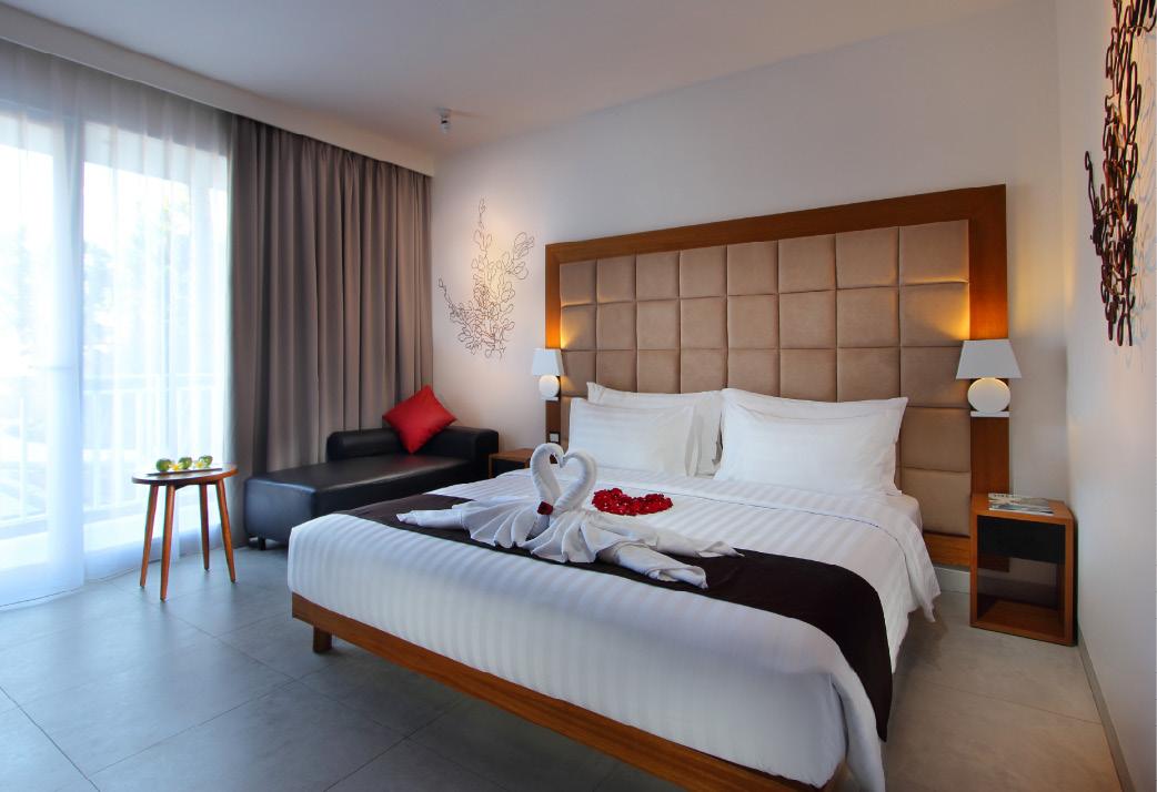 Menikmati Kenyamanan Hotel Bintang 4 Terbaru Di Bali FONTANA HOTEL BALI Dapat Menjadi Pilihan Yang Tepat Buat Anda Merencanakan Untuk Merayakan Momen