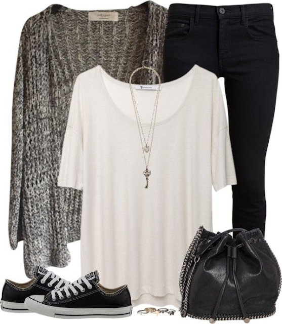 Cute and Beautiful Everyday Outfit