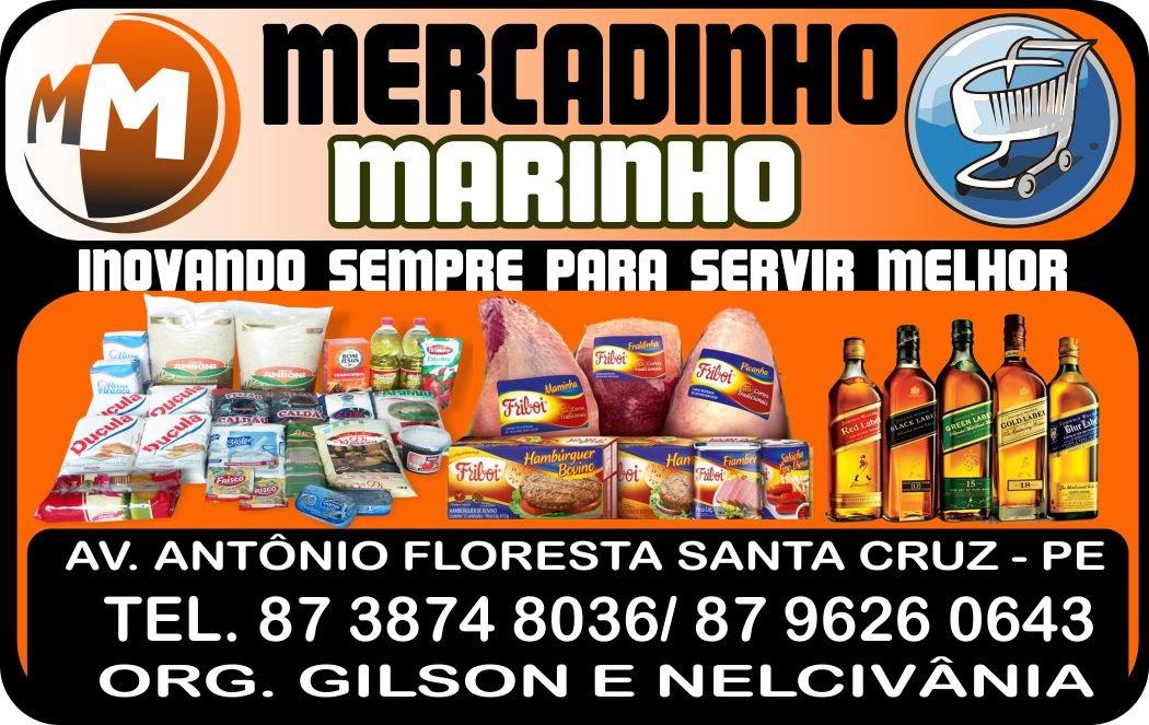 MERCADINHO MARINHO