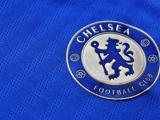 Chelsea Uniform Logo Close Up HD Wallpaper