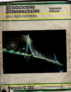 Ecuaciones+diferenciales+ +D+Zill+2+Edicion Ecuaciones diferenciales con aplicaciones, 2da Edición   Dennis G. Zill