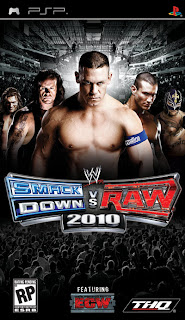 WWE SmackDown vs Raw 2010 FREE PSP GAMES DOWNLOAD