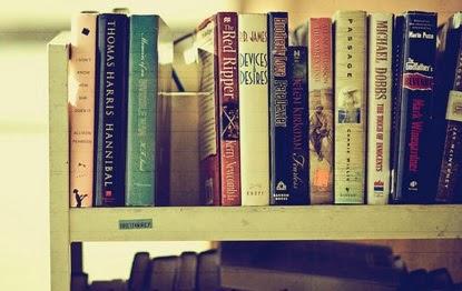 Qual a sua relação com os livros?