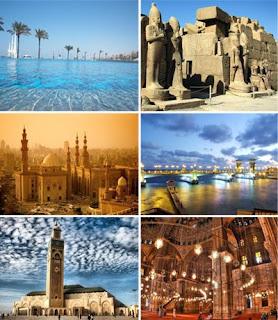 Фотообои с видами Египта