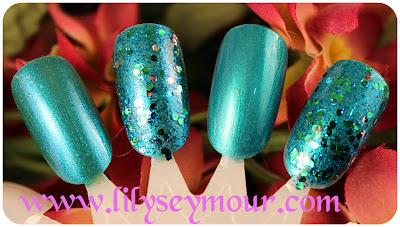 OPI's Austin-tatious Turquoise