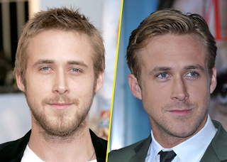 Ryan Gosling avant, après