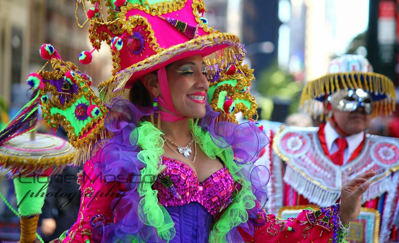 Imagen del cultura folklorica boliviana