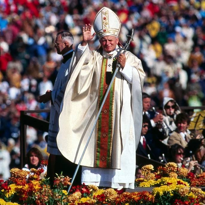 Pope John Paul II, 1979