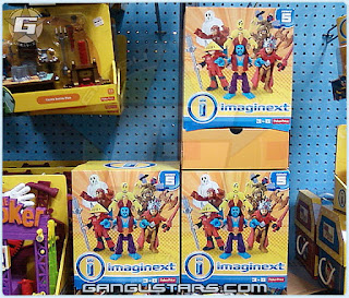 Imaginext Fisher-Price bling bag wave 5 collection figures