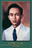 gambar-foto pahlawan nasional indonesia, Supriyadi