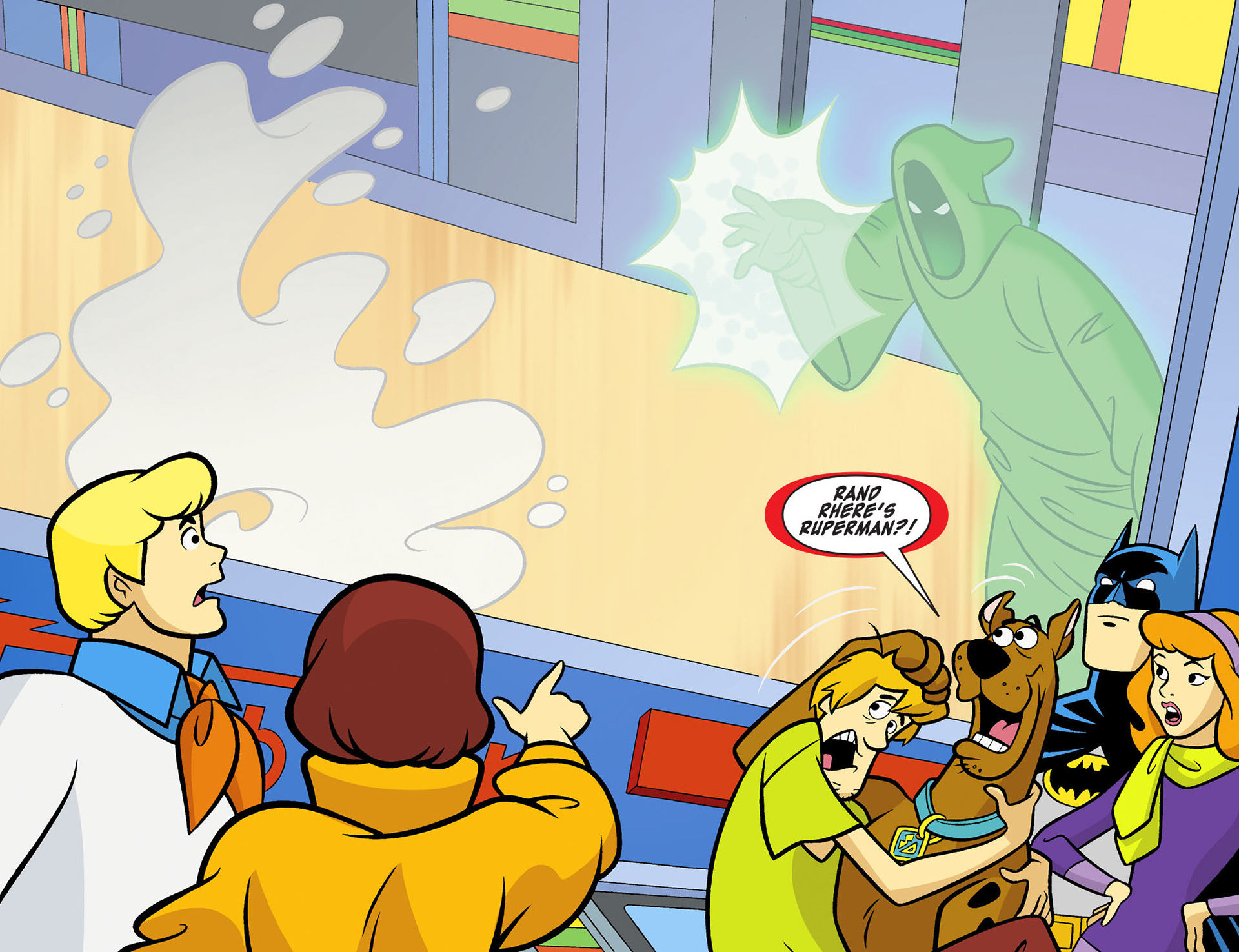 Read online Scooby-Doo! Team-Up comic -  Issue #11 - 6