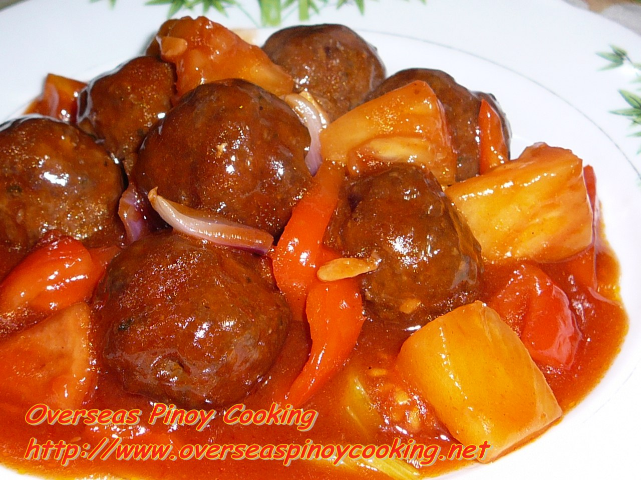 sweet and sour meat loaf recept yummly meatballs sweet and sour recipe ...