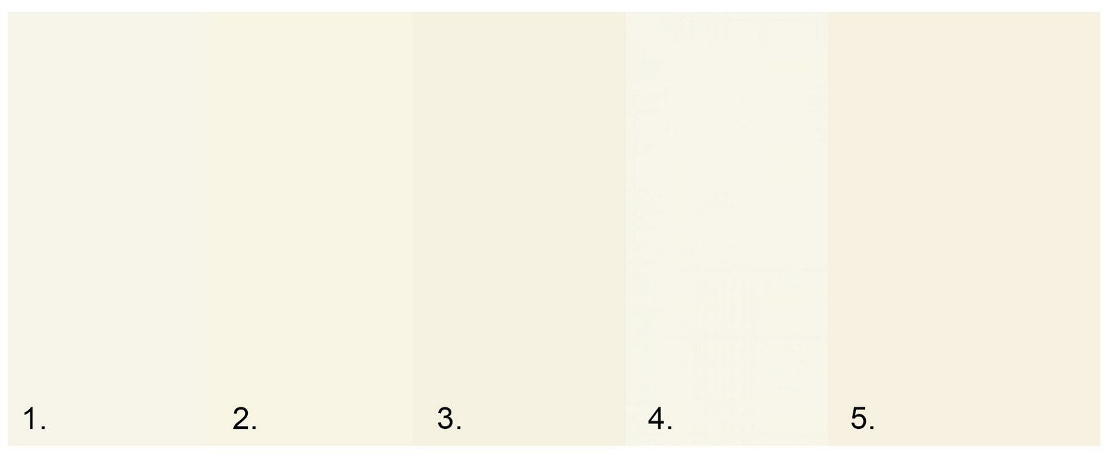 Ap designs january color scheme winter whites for Benjamin moore cotton balls