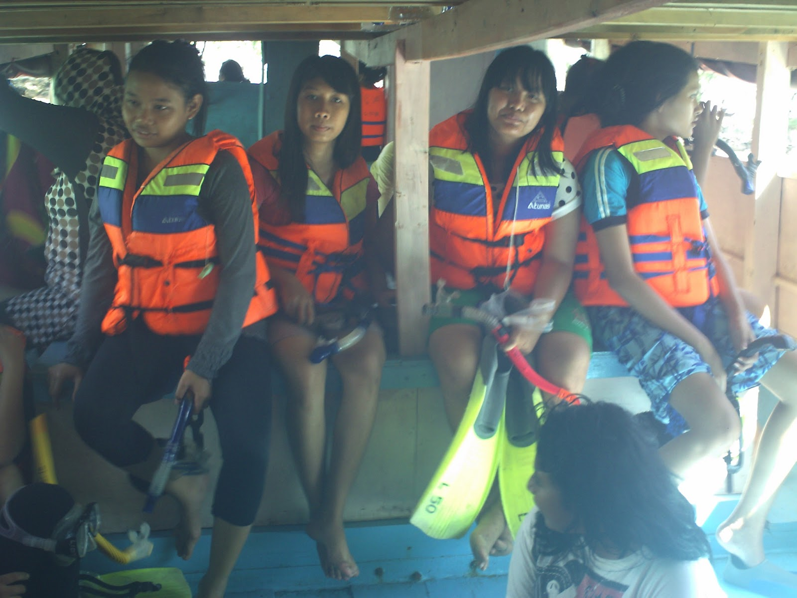tidung island indonesia