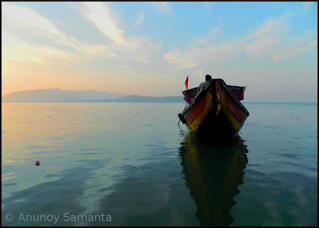 Barkul - the pefect gateway to Chilika Lake