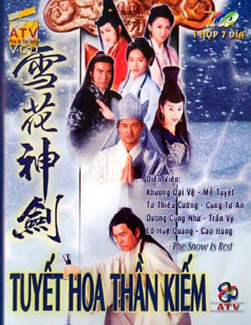 Xem Phim Tuyết Hoa Thần Kiếm 1997