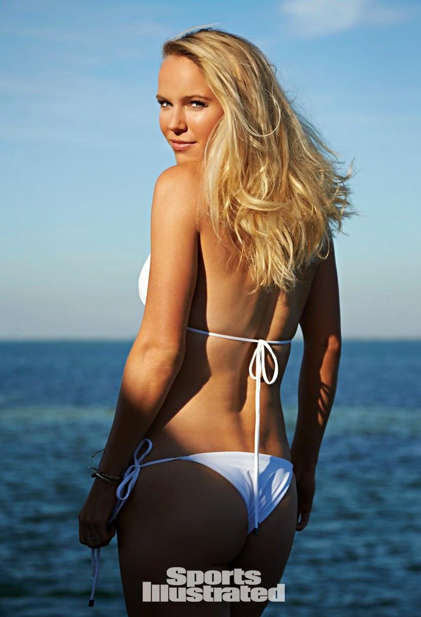 Sports Illustrated Models: Caroline Wozniacki