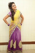 Priyanka half saree photos-thumbnail-1