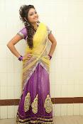 Priyanka half saree photos-thumbnail-1