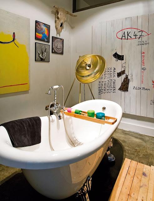 Łazienka pełna inspiracji
