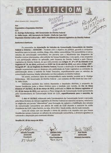 ASVECOM - Aplicação da Lei Orgânica N.74/2014
