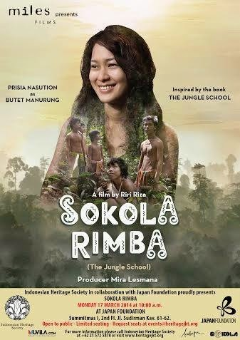 Sokola Rimba @japan foundation