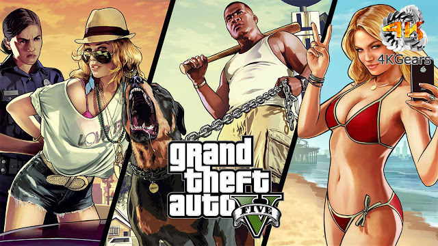 GTA 5 Saved Game for PC Free Download