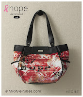 Miche Bag Red Hope Demi Shell