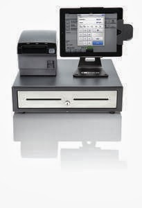 NCR Silver POS software for the iPad