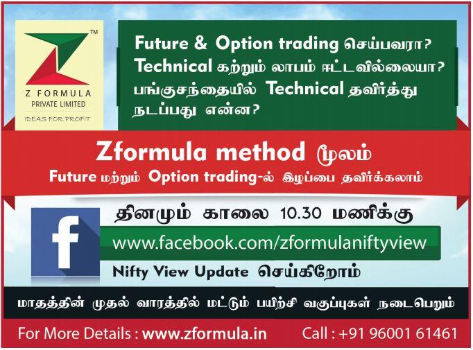 Zformula Share Trading Training