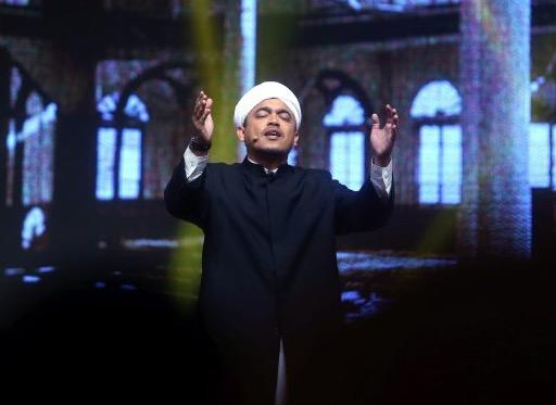 Syed Mohd Bakri juara Pencetus Ummah 2015