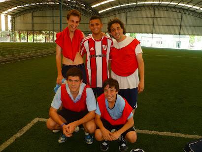 Goleadores del Torneo Interno del IPA