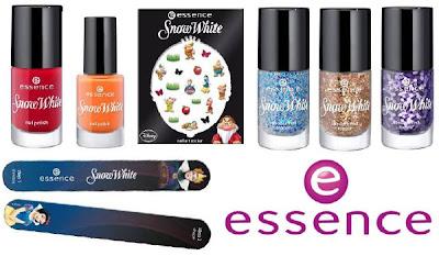 Zapowiedź: Essence Snow White LE + My Secret Paradise Lagoon