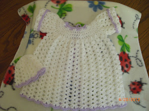 Round Bodice Gown for Preemies