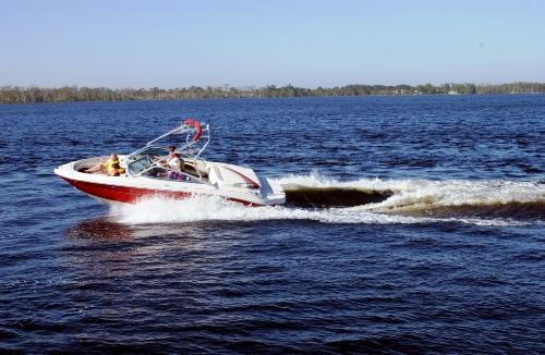 Boating Rule 17