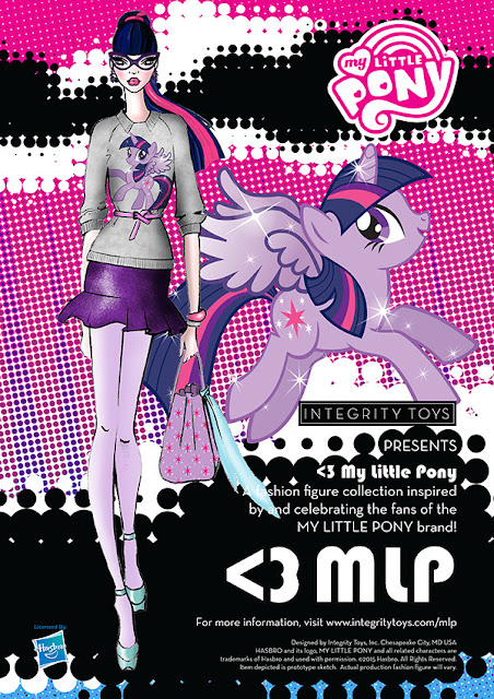 The fashion doll chronicles integrity toys to release my little pony - The Fashion Doll Chronicles Integrity Toys To Release My