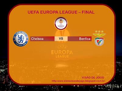 final UEFA Europa Liga final 2012/13