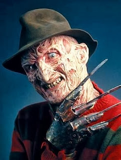Stock photo of Freddy Krueger from Nightmare on Elm Street