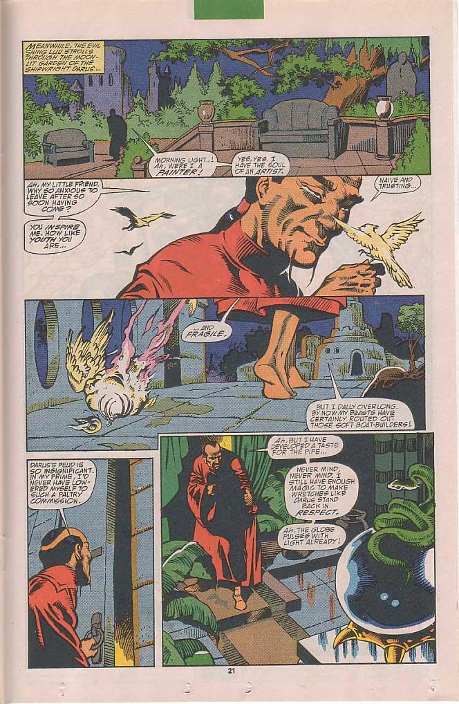 Conan the Barbarian (1970) Issue #251 #263 - English 16