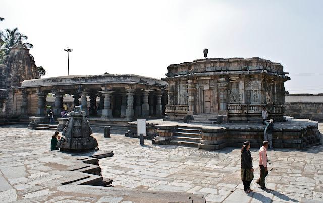 Veera Narayana Temple, Belur