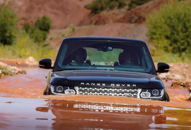 Range Rover 3.0 litre suv